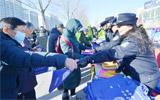 淄博市110非警务报警同比下降10.3%