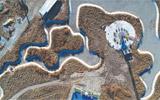 【飞阅淄博】红莲湖基础设施配套项目今年完工