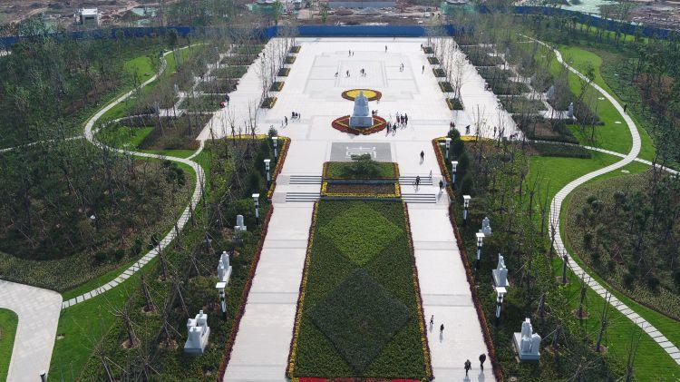 嘉祥弘扬孝文化,曾子广场建设年内完成