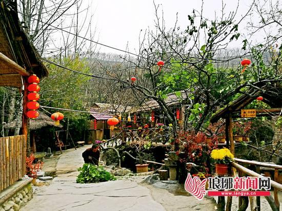 临沂椿树沟:全域旅游助民致富 青山绿水绘出乡愁