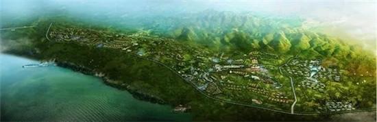 新规划:臧马山旅游度假区先行启动区环评问世