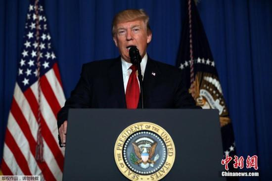 特朗普将就伊核协议发表讲话 对伊制裁能否再缓缓?