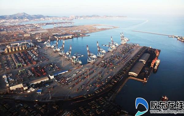 吞吐量破4亿!烟台港迈向国际一流强港