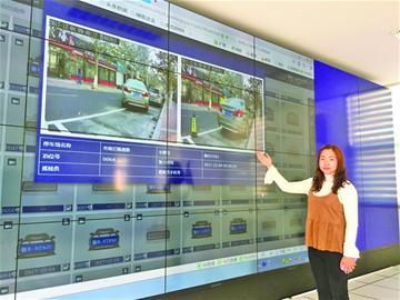 政府定价 青岛市内道路泊车将实行一家管(图)