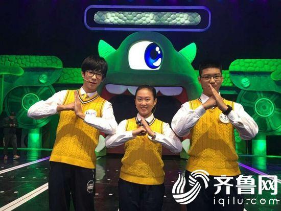 实验学子获得CCTV《极智少年强》比赛年度总冠军