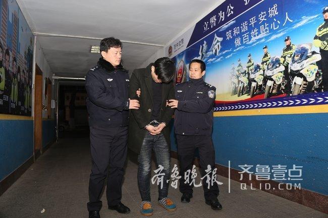 在济南醉驾酿事故在逃三年,甘肃逃犯最终在咸阳落网