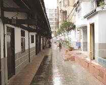 淄博高新区13条背街小巷完成整治改造