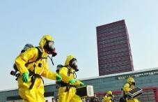 淄博:应急救援联动单位负责人第一时间到现场