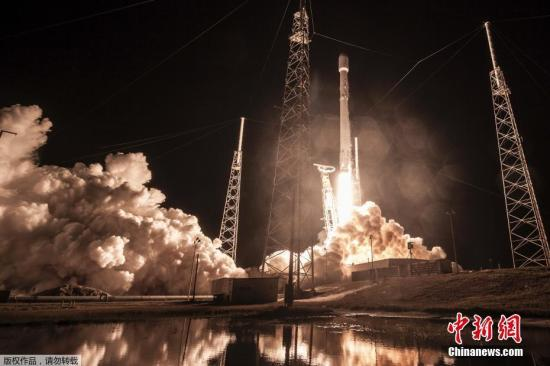 SpaceX丢失的神秘航天器或为CIA试验性航天器