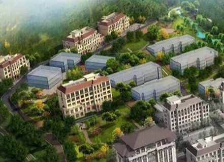 青岛市儿童福利院项目通过消防验收 新建4栋楼