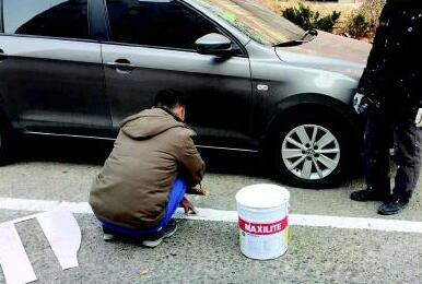 潍城区胜利西社区要求各小区重新规划消防通道