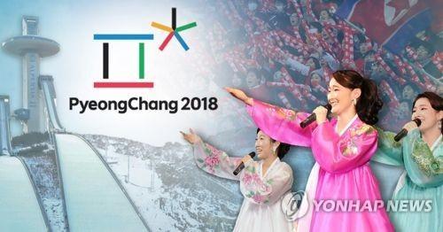 韩联社:朝提议韩朝15日讨论冬奥艺术团派遣问题