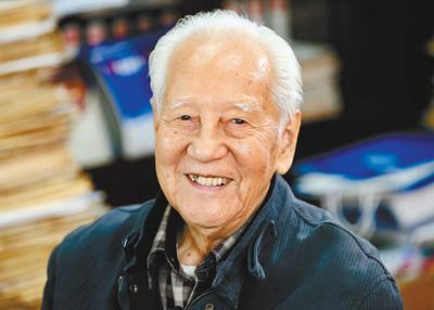 核潜艇之父黄旭华重获光明:还要为国再工作20年