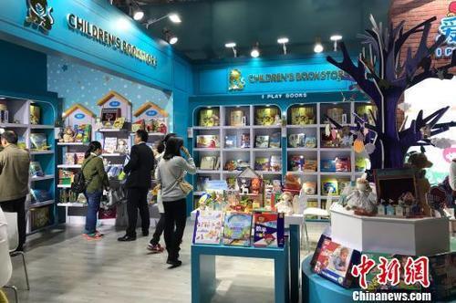 小孩书大市场不掩老问题:有出版机构99%是引进版