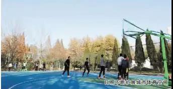 """【全民健身】日照""""绿荫健身工程""""晒出成绩单"""