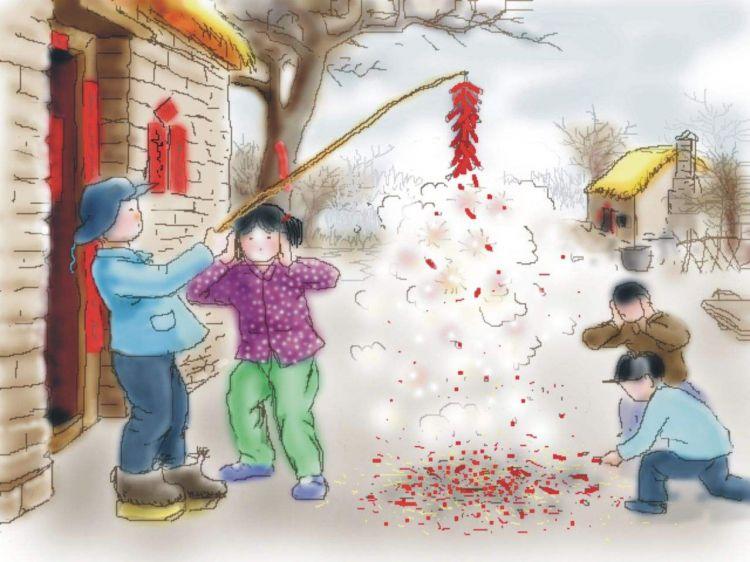 最新!春节期间,青岛这些地方禁放鞭炮(图)