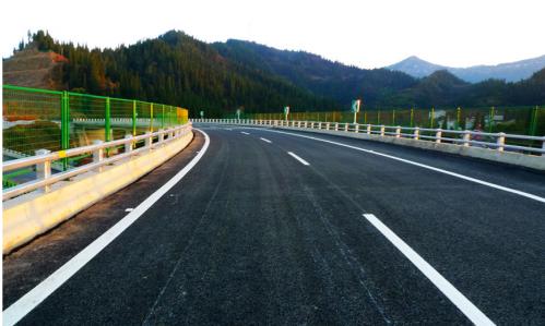 泰安新建改建高速公路348.8公里