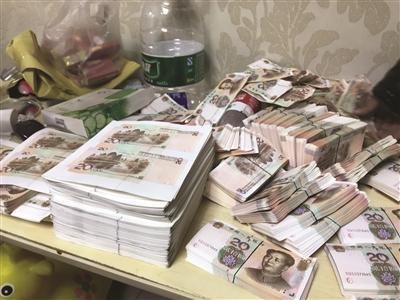 男子为发财买打印机造50万假币 让快递员帮邮寄