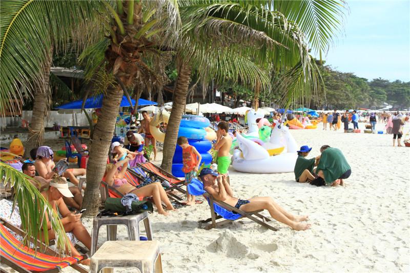 沙美岛海滩