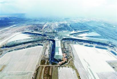 青岛新机场即将安装调试 流亭机场吞吐量攀升