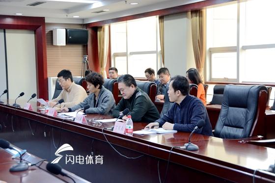山东省冬季全民健身运动会本周日在金象山开幕