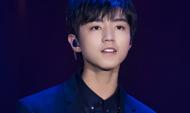 王俊凯深情献唱目光坚毅少年长成酷帅有型