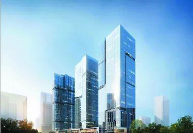 青岛再添一批地标性建筑