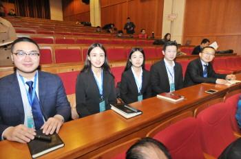 聚焦两会丨淄博青少年代表首次列席开幕式