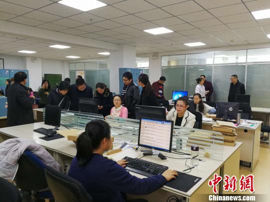 """甘肃档案管理""""增量重民生"""" 民生档案已达部分馆藏20%"""