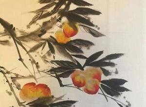 家乡的风:水嫩的肥桃,是故乡的味道