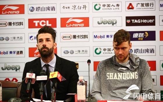 联赛官方:山东与广州比赛裁判观看回放符合规则