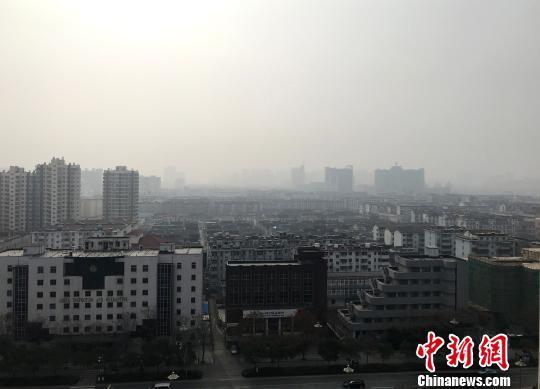 江苏继续发布霾黄色预警 23日起将有望缓解