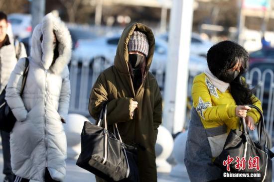 中国京津冀地区将降雪 中东部将遇雨雪冰冻