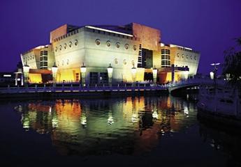聊城中国运河文化博物馆