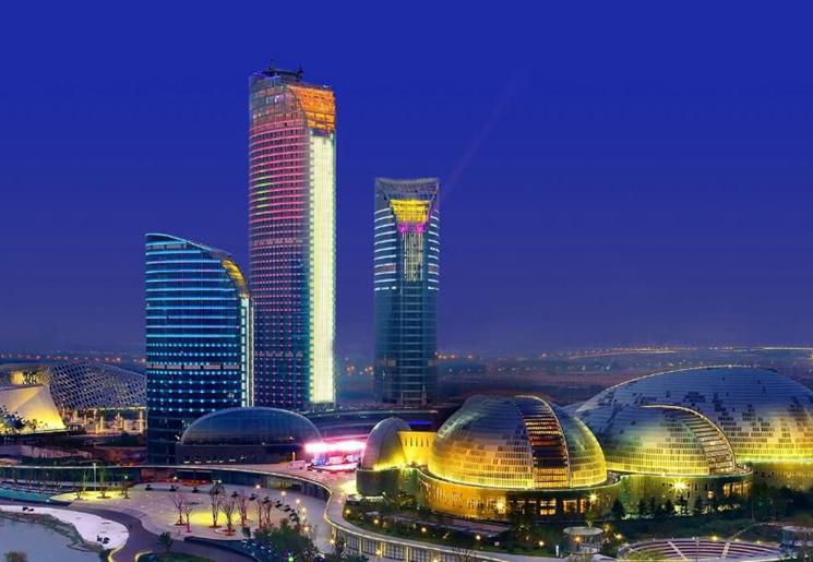 山东省会文化艺术中心