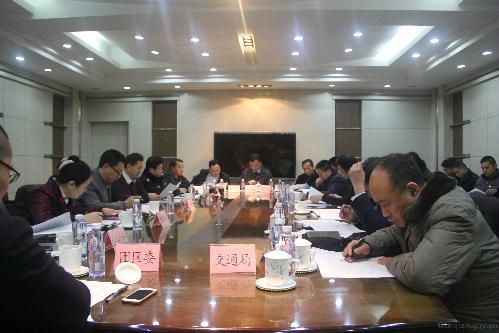 济南市天桥区认真安排部署2018年春运工作