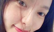 唐嫣洗脸后素颜自拍 皮肤白皙细腻超显嫩