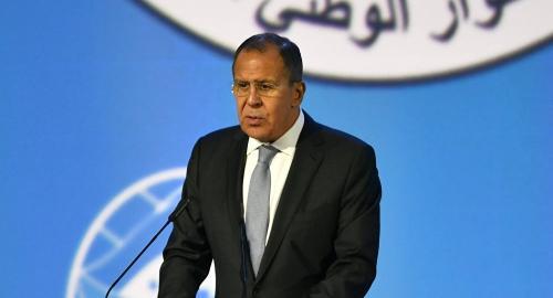 俄外长:索契大会是迈向叙利亚和解的重要一步