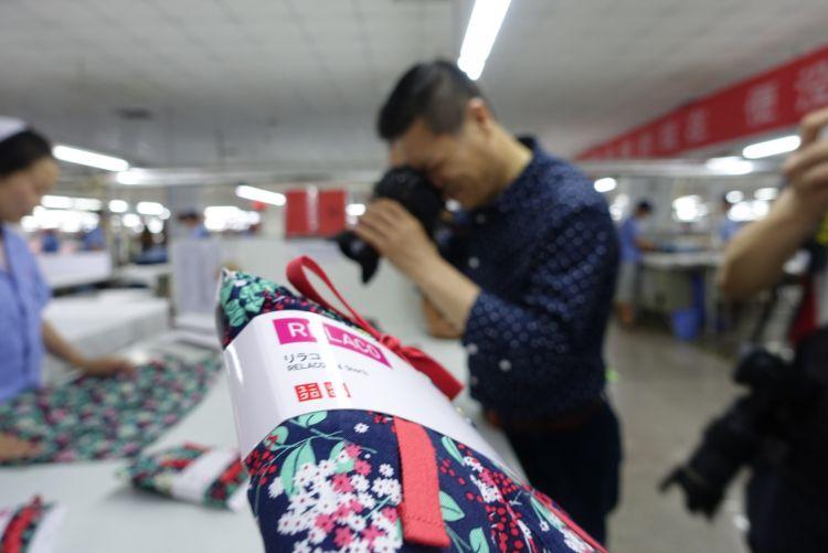 虾壳螃蟹壳也能纺线做衣裳,山东纺织靠创新打出品牌