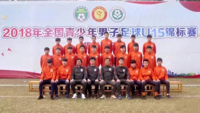 2018第二冠!10人鲁能U15队3-0亚泰勇夺锦标赛冠军