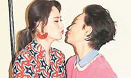 惠英红生日与准新娘阿娇假接吻 要沾喜气找到伴侣