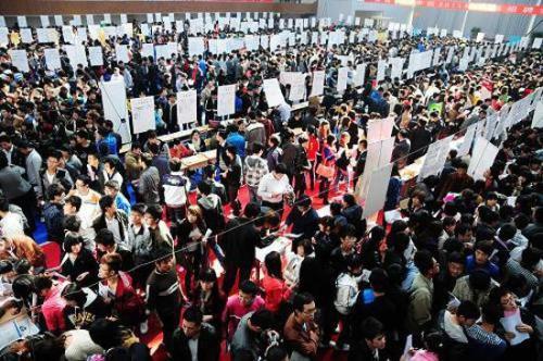 青岛平均招聘工资3629元 西海岸吸纳就业最多