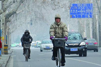 大风加降温 淄博这个周末有点冷