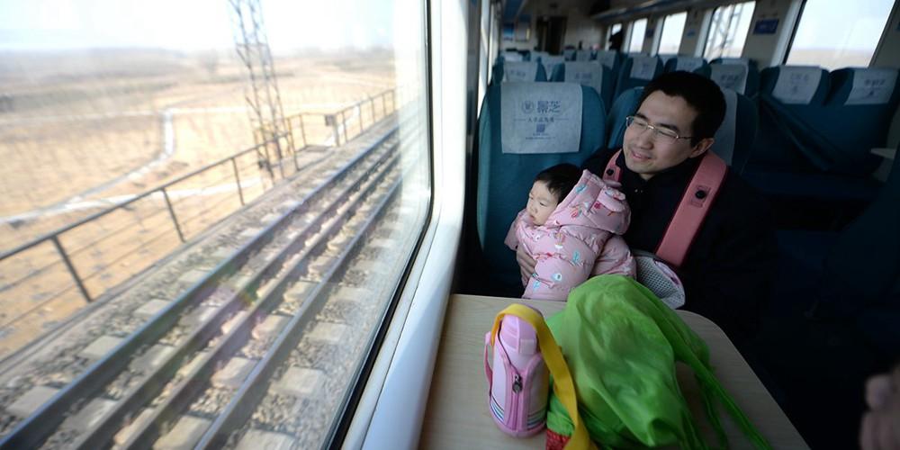 """聊城到济南有趟""""特慢""""列车 124公里开3小时"""