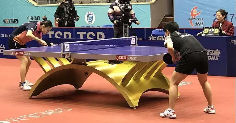 【女乒联赛第十六轮】齐鲁交通主场0:3憾负深圳大学