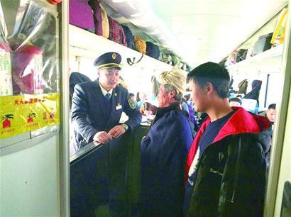 """青岛至成都列车时间大幅缩减 超员""""盛况""""不再"""