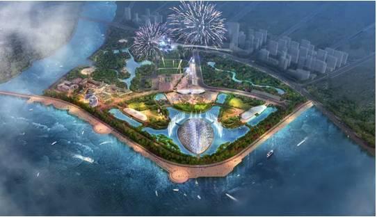 红岛伊甸园2020年开业 为亚洲首个