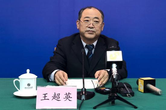 山东省经济和信息化委员会巡视员 王超英