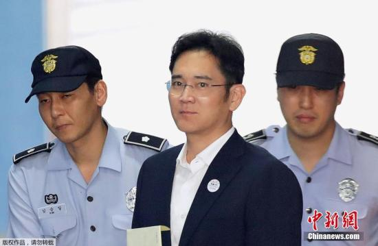 李在镕获释后致歉称将更加严谨行事 将去看望父亲