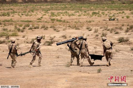 """""""伊斯兰国""""瓦解在即 美军开始缩减驻伊拉克军力"""